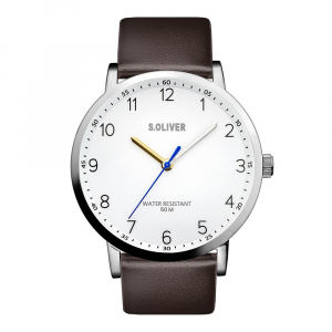 s.Oliver SO-3480-LQ Herrenuhr