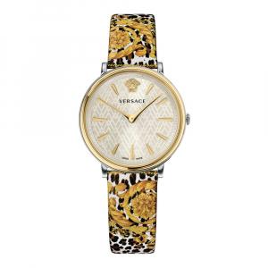 Versace VBP120017 V-Circle Ladies Watch