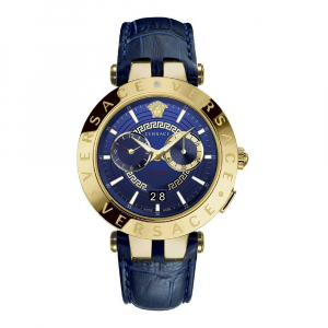 Versace VEBV00219 V-Race Mens Watch Dualtimer