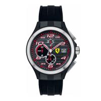 Ferrari Lap-Time 0830015 Herrenuhr Chronograph