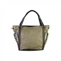 Pierre Cardin Damen Handtasche Shopper AB33 774319 GIALLO
