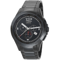 Esprit EL101421F08 Atropos Night Herrenuhr Chronograph