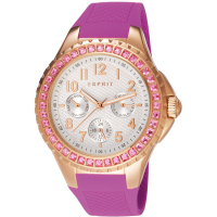 Esprit ES106622003 Benicia Rose Gold Pink Damenuhr
