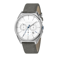 Esprit ES1G062L0015 Slice Chrono Silver Grey Mens Watch Chronograph