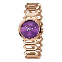 Esprit ES1L021M0055 Arc Purple Rosegold Damenuhr