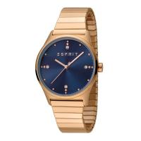 Esprit ES1L032E0125 VinRose Blue Rosegold Matt Ladies Watch