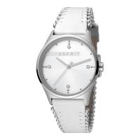 Esprit ES1L032L0015 Drops 01 Silver White Ladies Watch