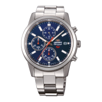 Orient Sporty FKU00002D0 Mens Watch Chronograph