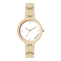 Iwood Real Wood Ladies Watch IW18442001