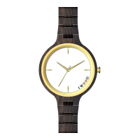 Iwood Real Wood Ladies Watch IW18442002
