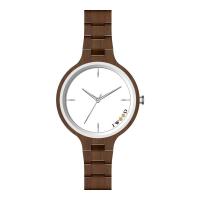 Iwood Real Wood Ladies Watch IW18442003