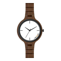Iwood Real Wood Ladies Watch IW18442004