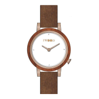 Iwood Real Wood Ladies Watch IW18443002
