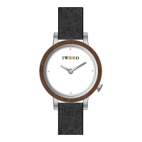 Iwood Real Wood Ladies Watch IW18443003