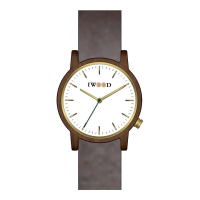 Iwood Real Wood Mens Watch IW18444003