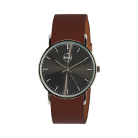 Mody Shinyblack-Brown Ladies Watch Mens Watch