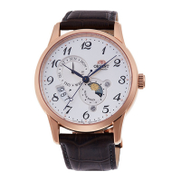 Orient Sun and Moon Automatic RA-AK0001S10B Mens Watch