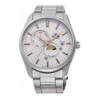 Orient Sun and Moon Automatic RA-AK0301S10B Mens Watch