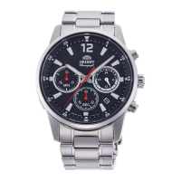 Orient Sports RA-KV0001B10B Mens Watch Chronograph