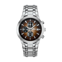 s.Oliver SO-15054-MQR Mens Watch Dualtimer