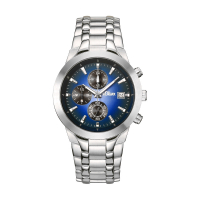 s.Oliver SO-15055-MQR Mens Watch Dualtimer