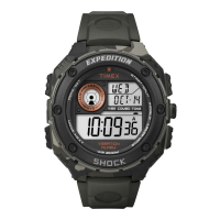 Timex Expedition Vibe Shock Camo T49981 Herrenuhr Chronograph