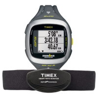 Timex Ironman Run Trainer T5K743 Herrenuhr Chronograph