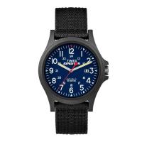 Timex Expedition Acadia Blue Black TW4999900XX Herrenuhr