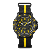 Timex Expedition Gallatin Black TW4B05300 Herrenuhr