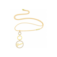 Guess Ladies Necklace UBN20128