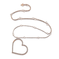 Guess Ladies Necklace UBN28008
