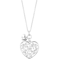 Guess Ladies Necklace UBN71521
