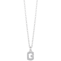 Guess Ladies Necklace UBN82038