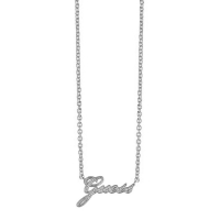 Guess Ladies Necklace UBN82053