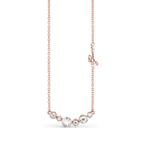 Guess Ladies Necklace UBN84082