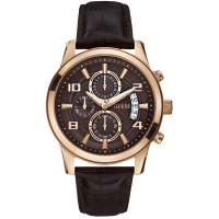 Guess Exec W0076G4 Herrenuhr Chronograph