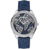 Guess Wonderland W0504L1 Ladies Watch