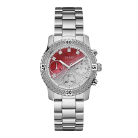 Guess Confetti W0774L7 Ladies Watch