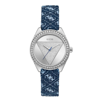 Guess Tri Glitz W0884L10 Ladies Watch