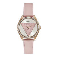 Guess Tri Glitz W0884L6 Ladies Watch