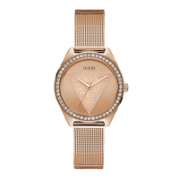Guess Tri Glitz W1142L4 Ladies Watch