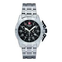 Swiss Alpine Military 7063.9137SAM Mens Watch Chronograph