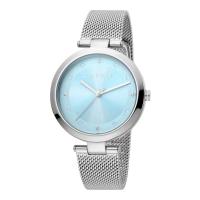 Esprit ES1L165M0055 Breezy Blue Silver Mesh Ladies Watch