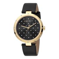 Esprit ES1L214L0025 Louise Black Gold Ladies Watch