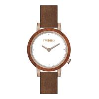 Iwood Real Wood Ladies Watch IW18443002