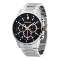 Police Rush PL.15001JS/03M Mens Watch Chronograph