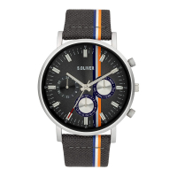 s.Oliver SO-3990-LM Mens Watch
