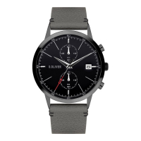 s.Oliver SO-4125-LC Mens Watch Chronograph
