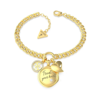 Guess Ladies Bracelet UBB70048-S