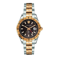 Versace V11040015 Hellenyium GMT Mens Watch
